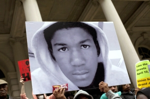 Community rally for Trayvon Martin