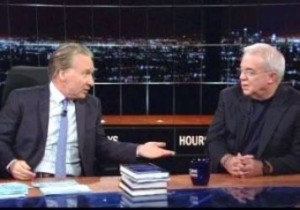 Jim Wallis speaks with Bill Maher