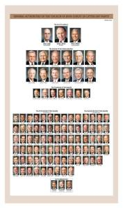The All-Male Central Leadership of the LDS Church