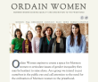 Mormon ordain women