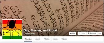 Gay, Muslim, and Proud