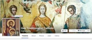 Gay Traditionalist Catholic