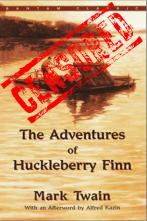 Banned Huck Finn