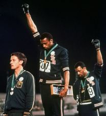Olympics Black Power